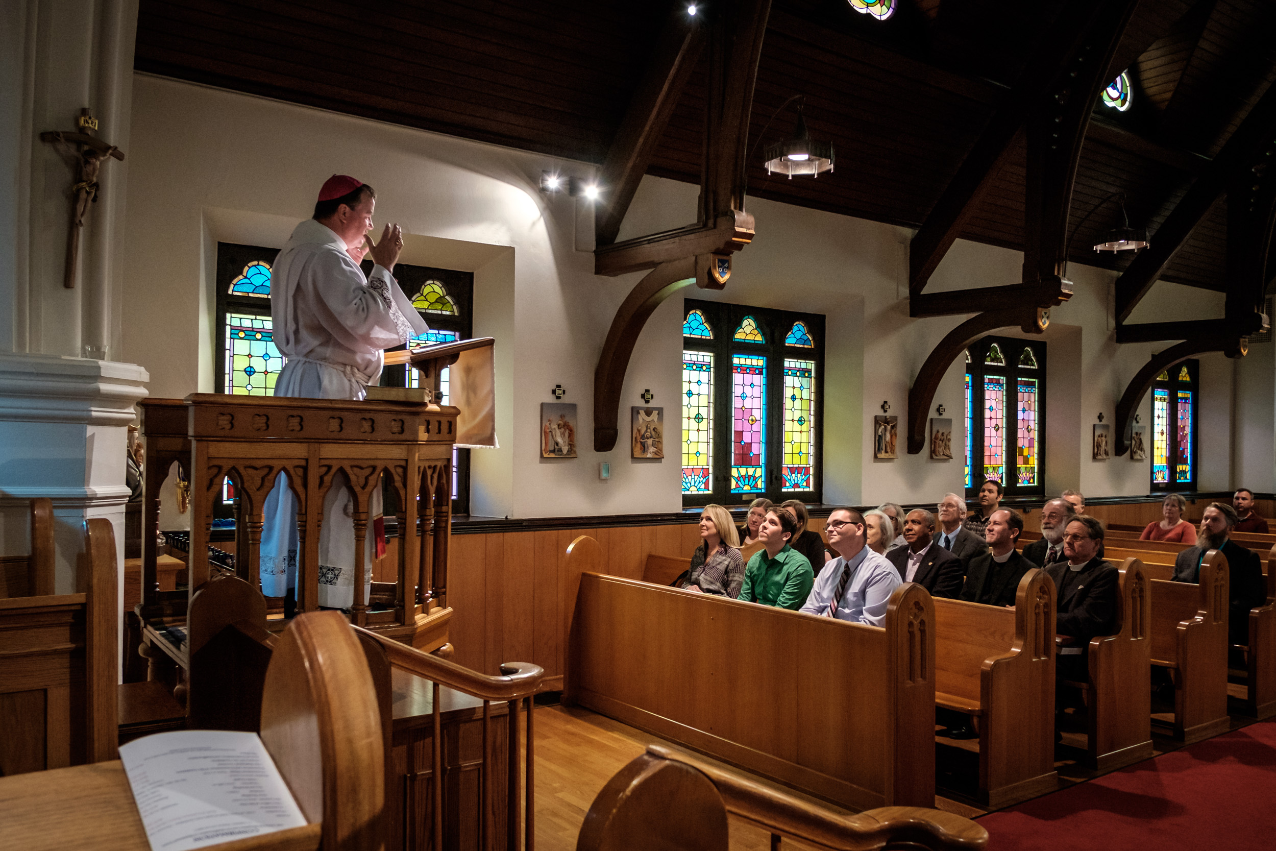 Bishop Marty's sermon for the Fifth Sunday of Easter, May 2, 2021