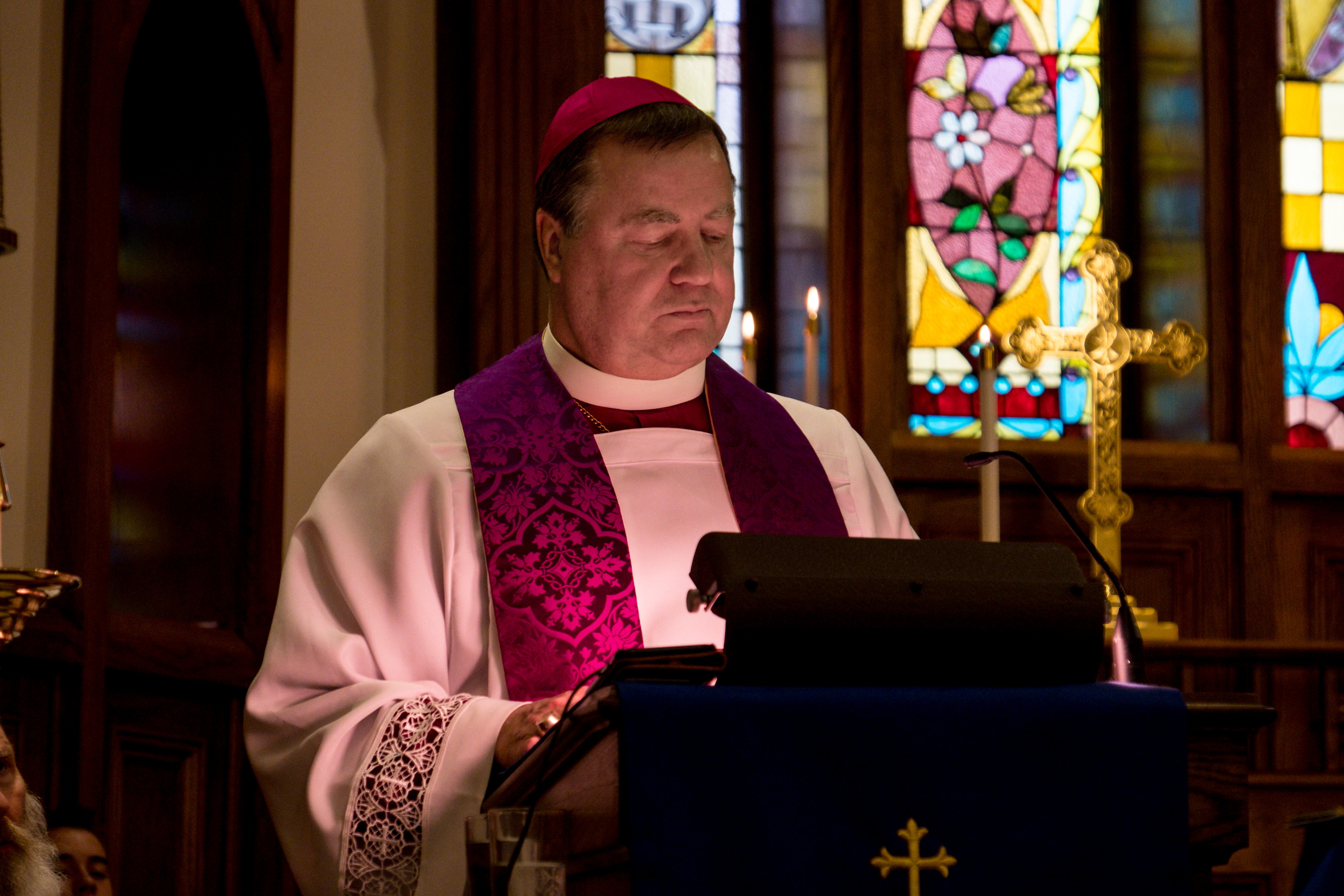 Bishop Marty's sermon for the Fourth Sunday of Easter, April 25, 2021
