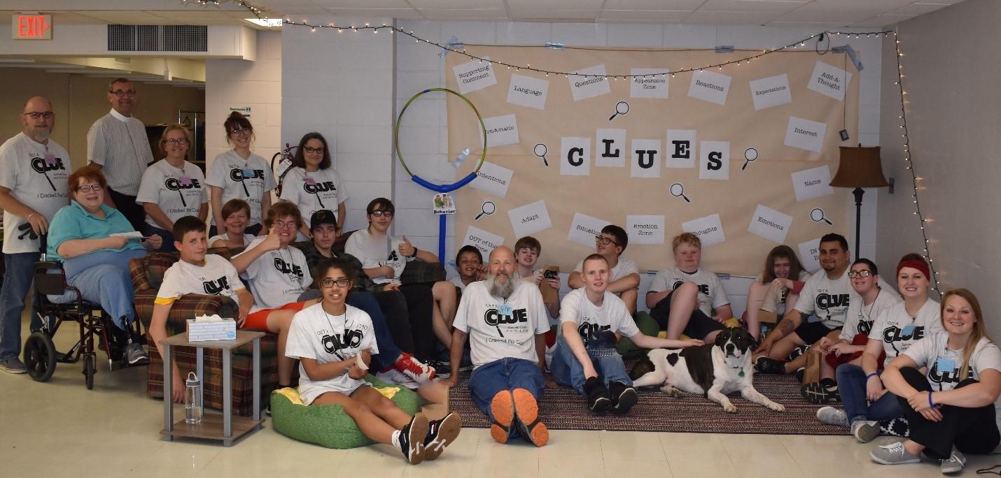 Clue Summer Camp: Breaking the Friendship Code!