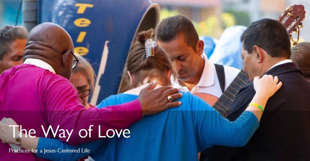 The Way of Love with Bishop Michael Curry – Podcast Season 2