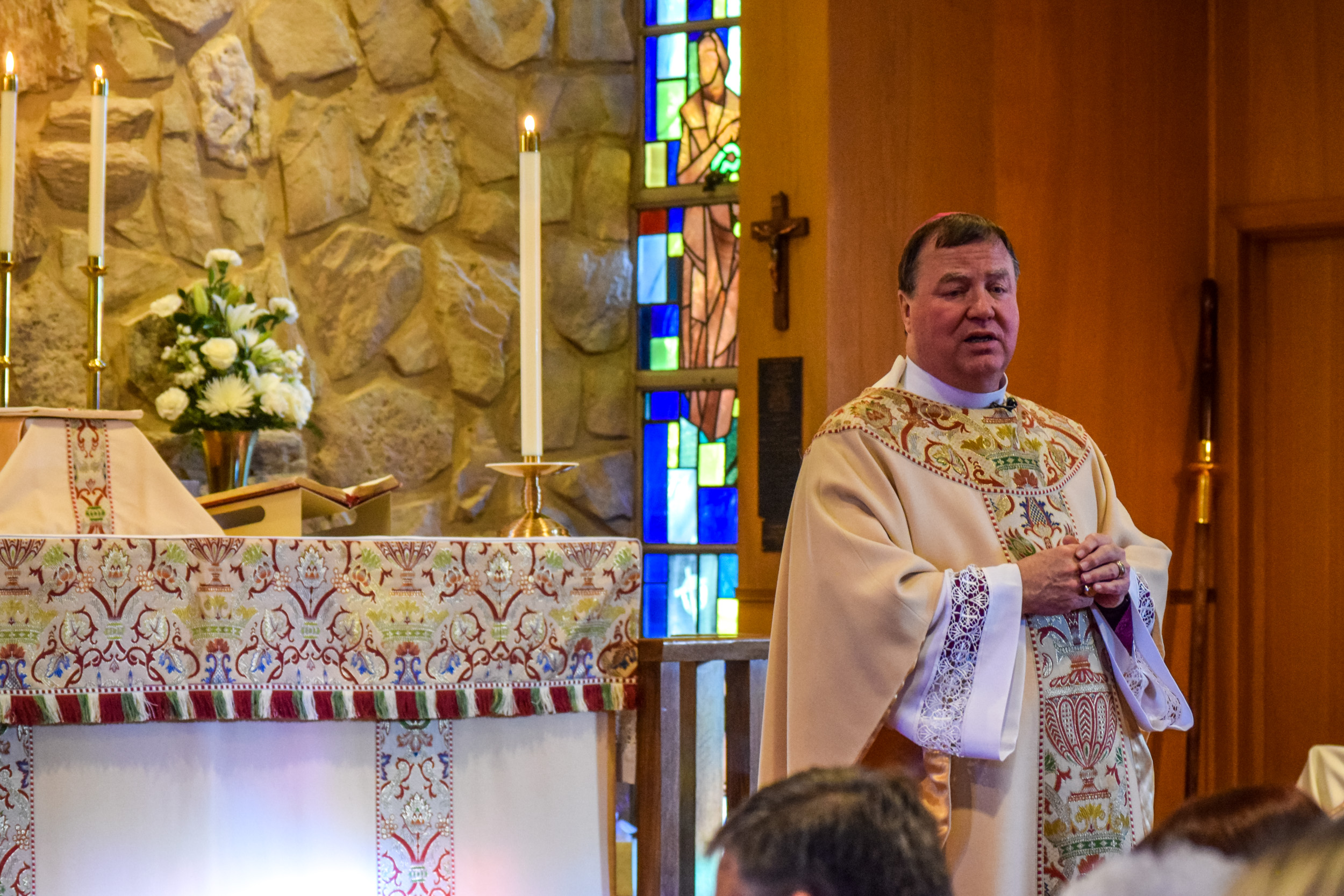 Bishop Marty's Sermons – December 8 and Christmas Eve.