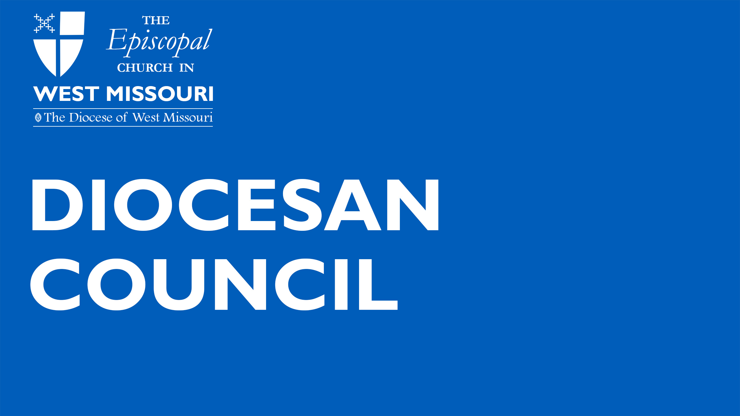 August 2020 Diocesan Council minutes and the 2019 Audit report available to read online