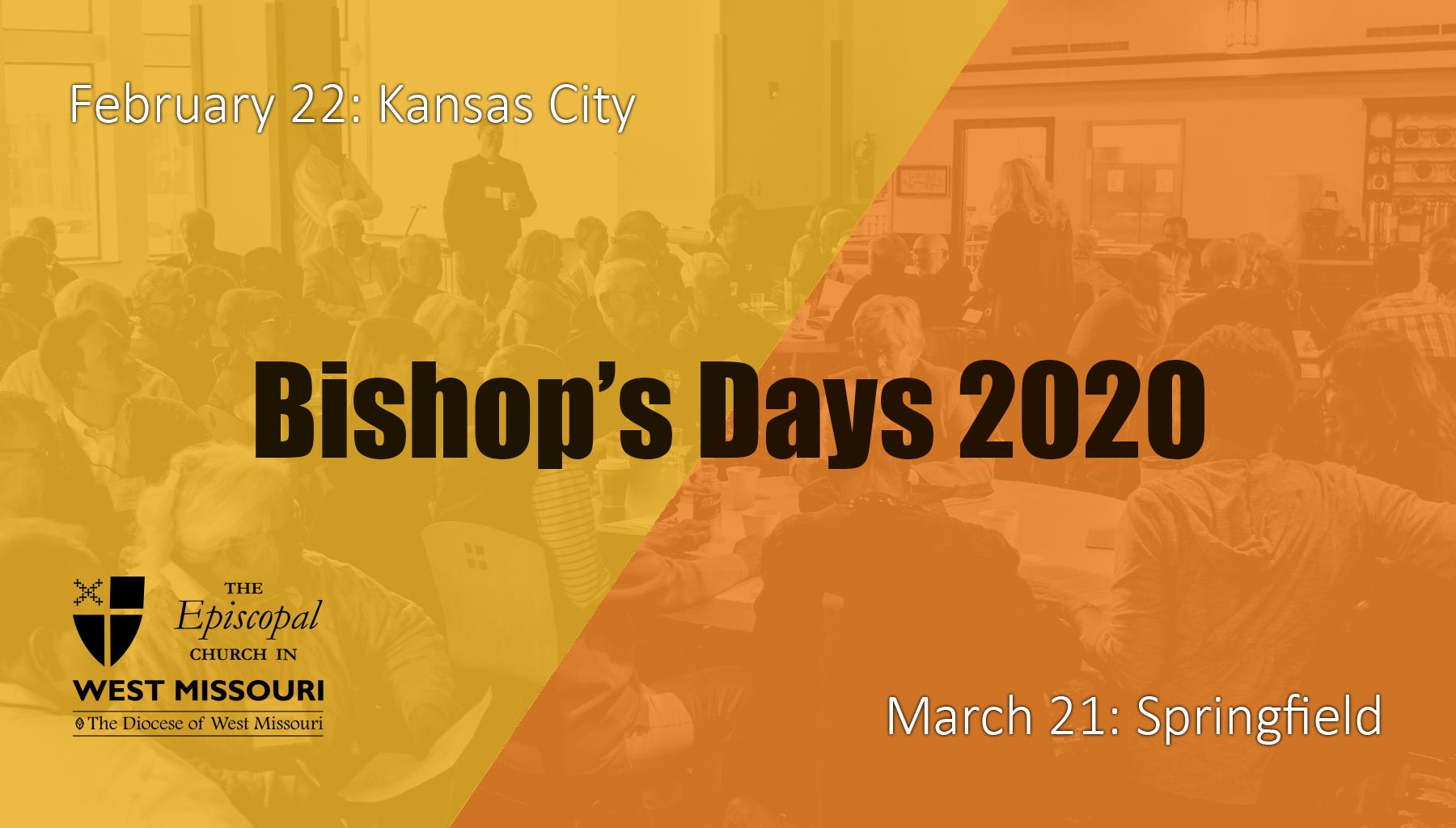 Bishop's Days 2020