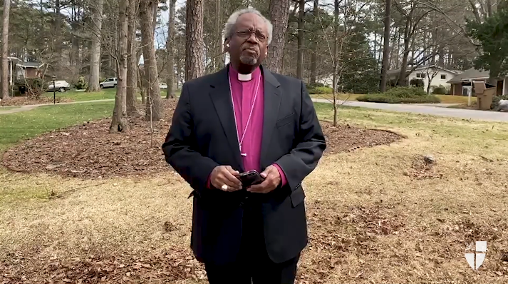 A message from The Episcopal Church's Presiding Bishop Michael Curry regarding worship in response to the COVID-19 pandemic
