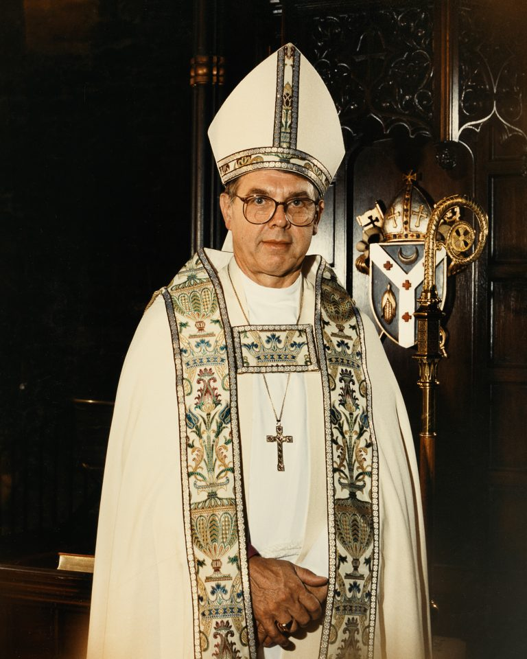 Rt. Rev. John Buchanon