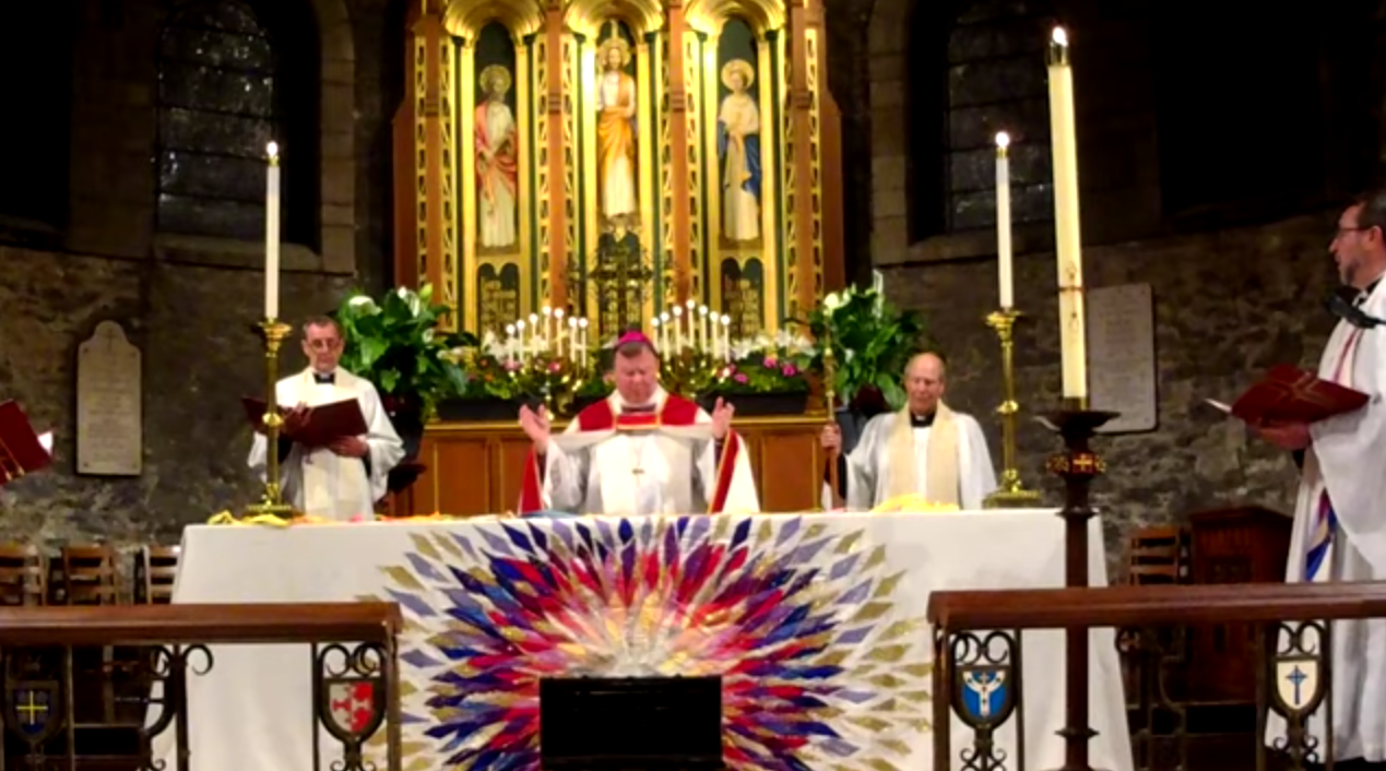 Diocesan-wide Easter Vigil Recording