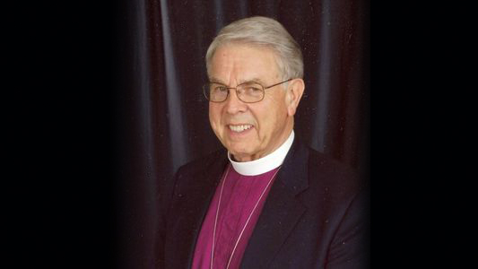 Recorded Requiem Mass for Bishop John Buchanan – Fr. Charles Everson, St. Mary's Episcopal Church, Kansas City
