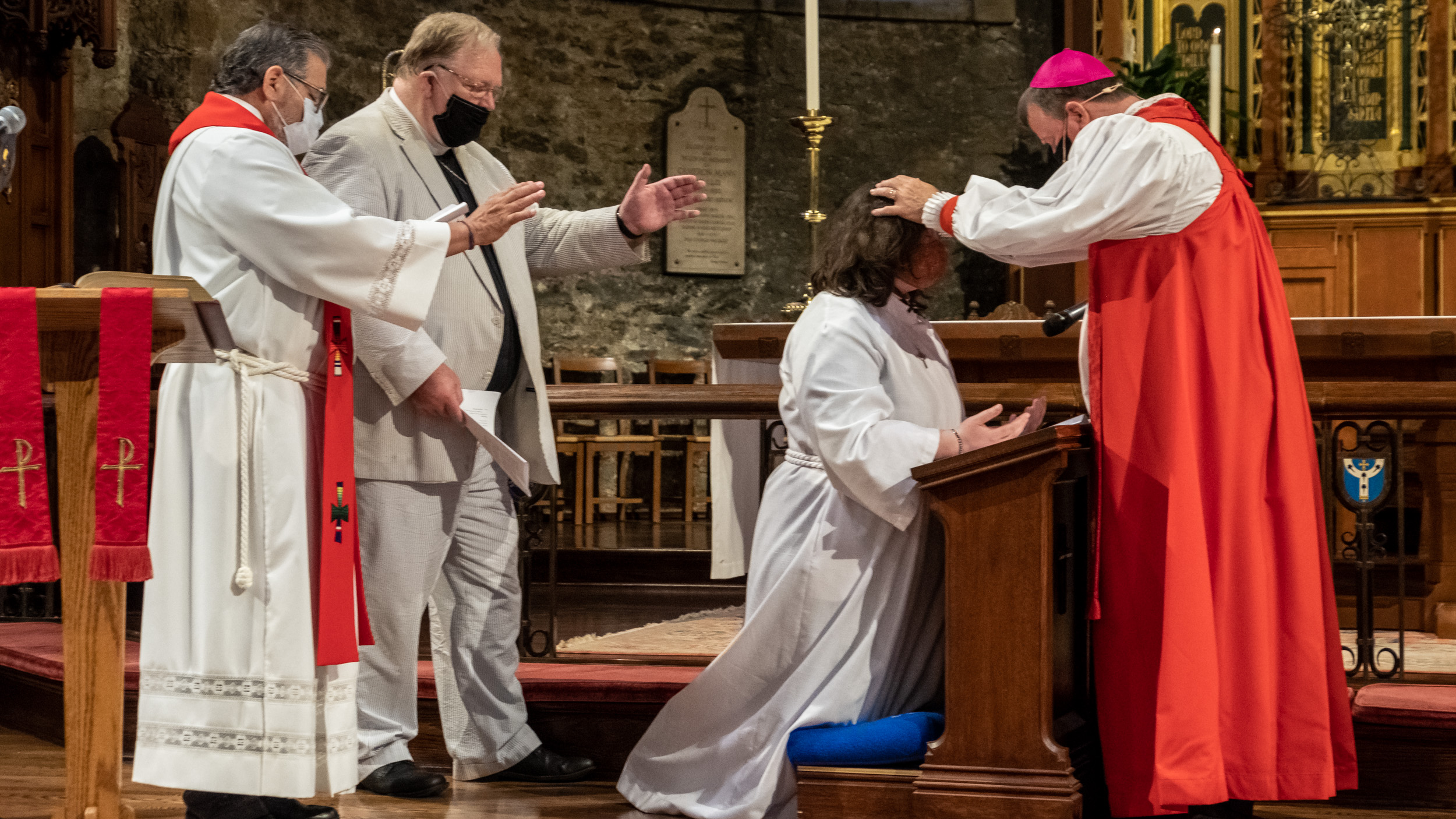 The Ordination of Melissa Roberts George to the Sacred Order of Priests