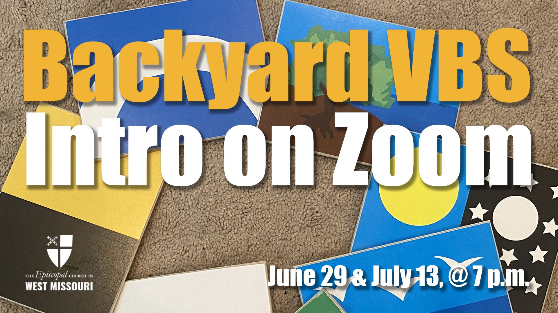 Sign Up For Backyard VBS!
