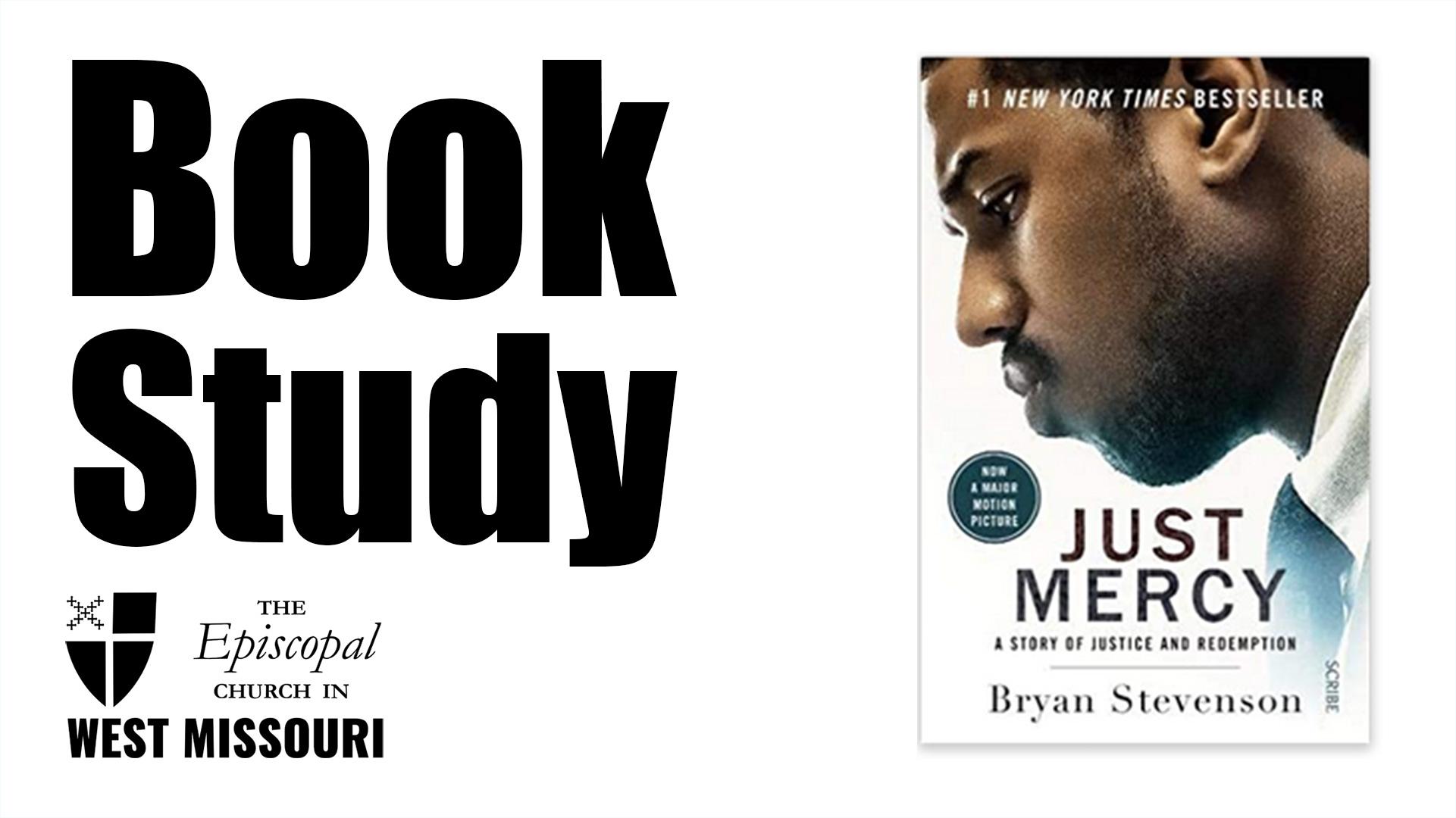 "Book Study-""Just Mercy"""