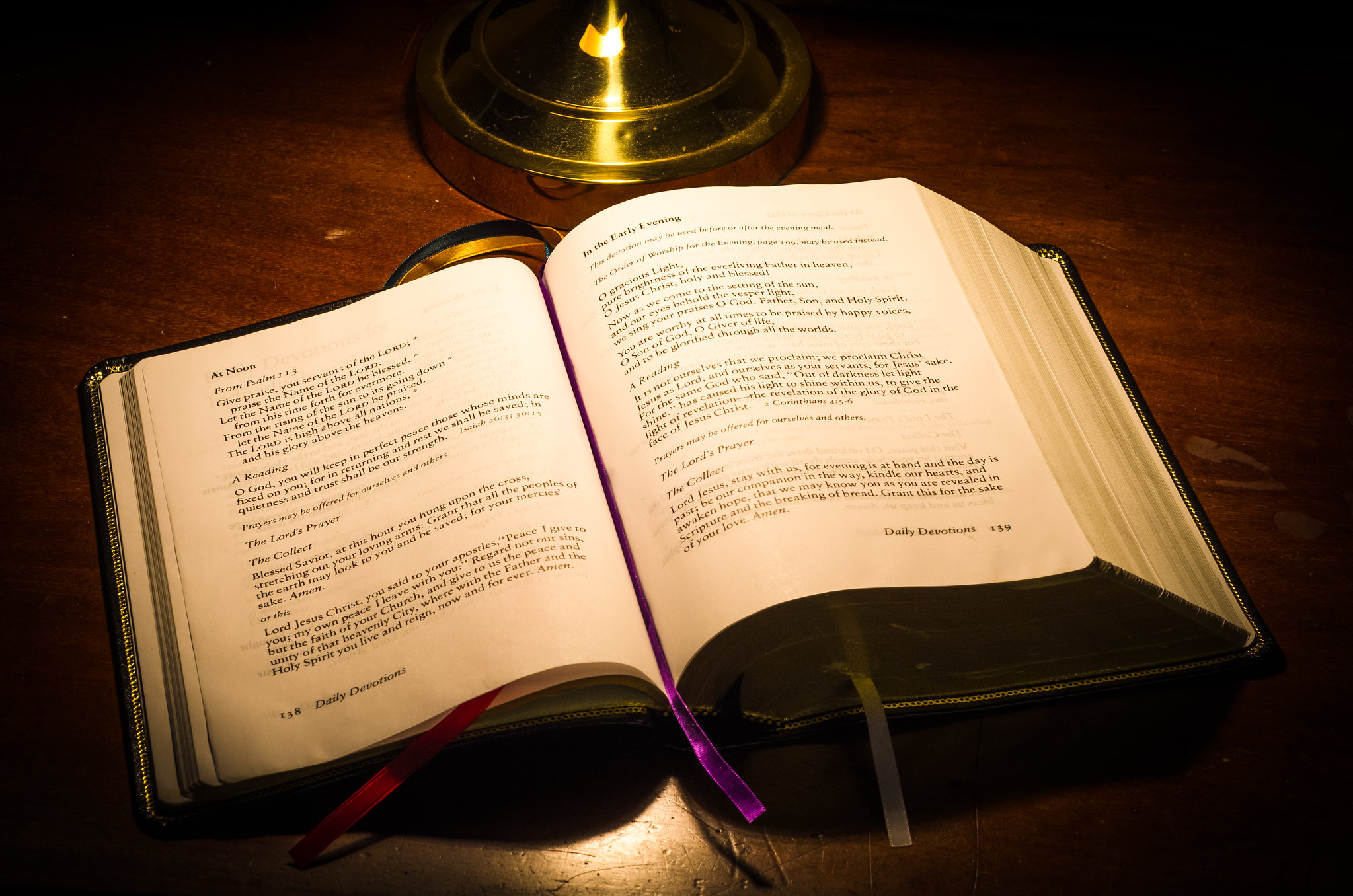 A Beginner's Guide to The Book of Common Prayer