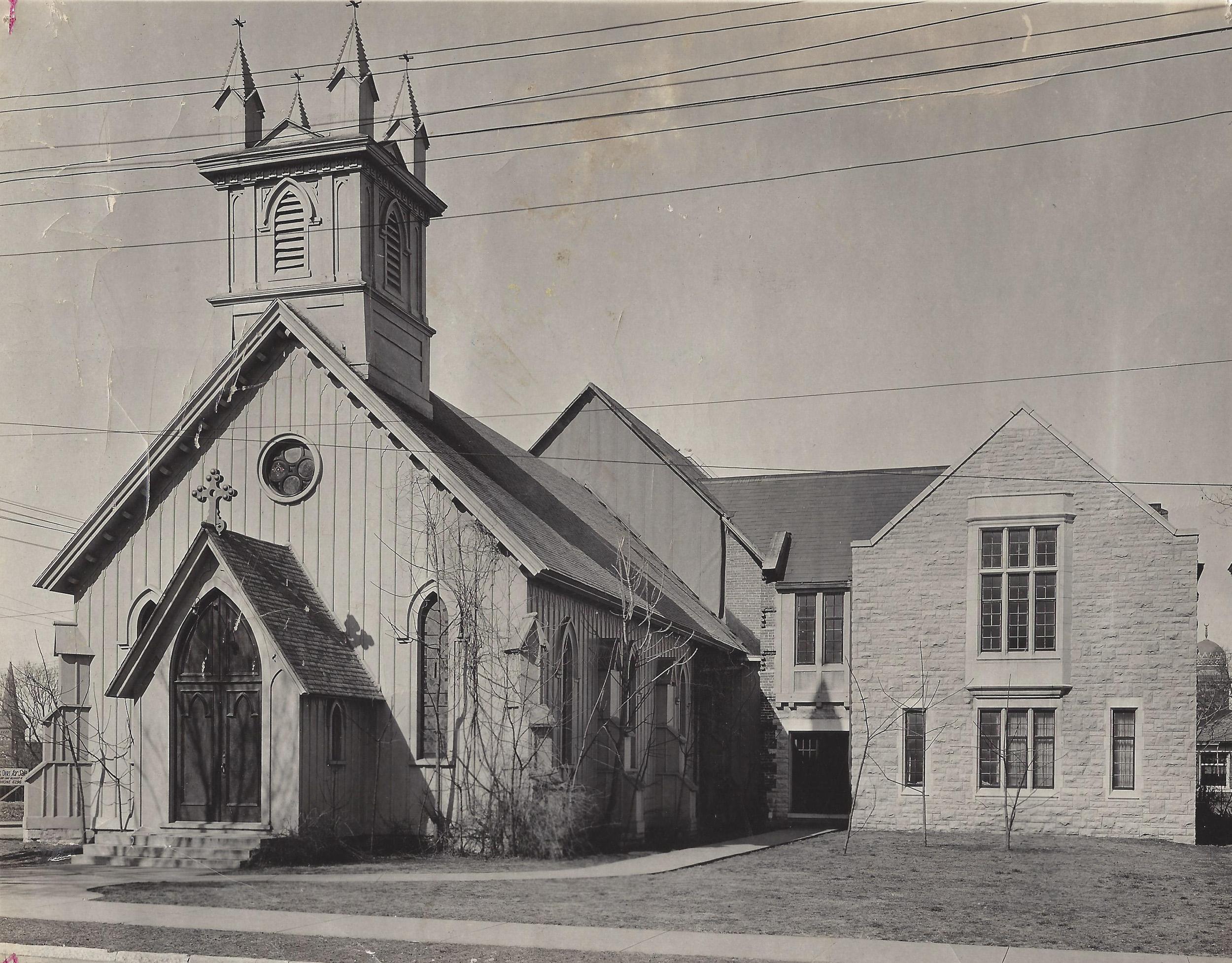 Christ Church, Springfield