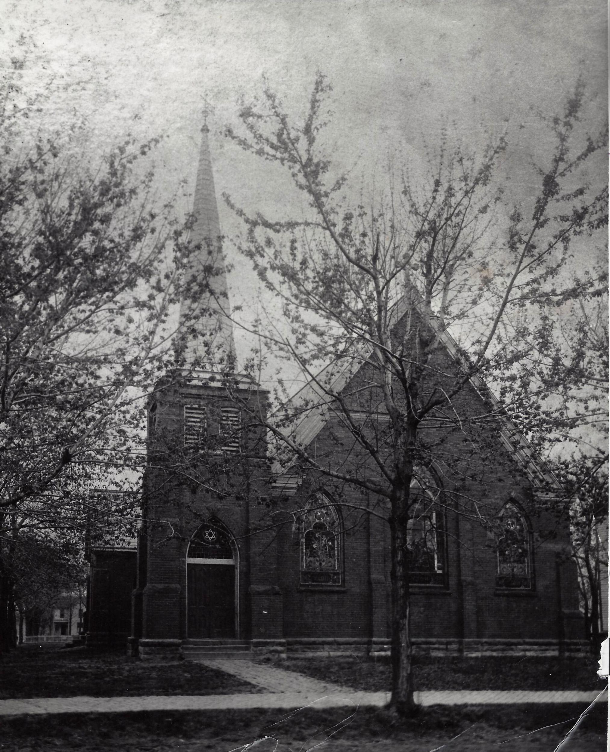 St. Paul's, Clinton