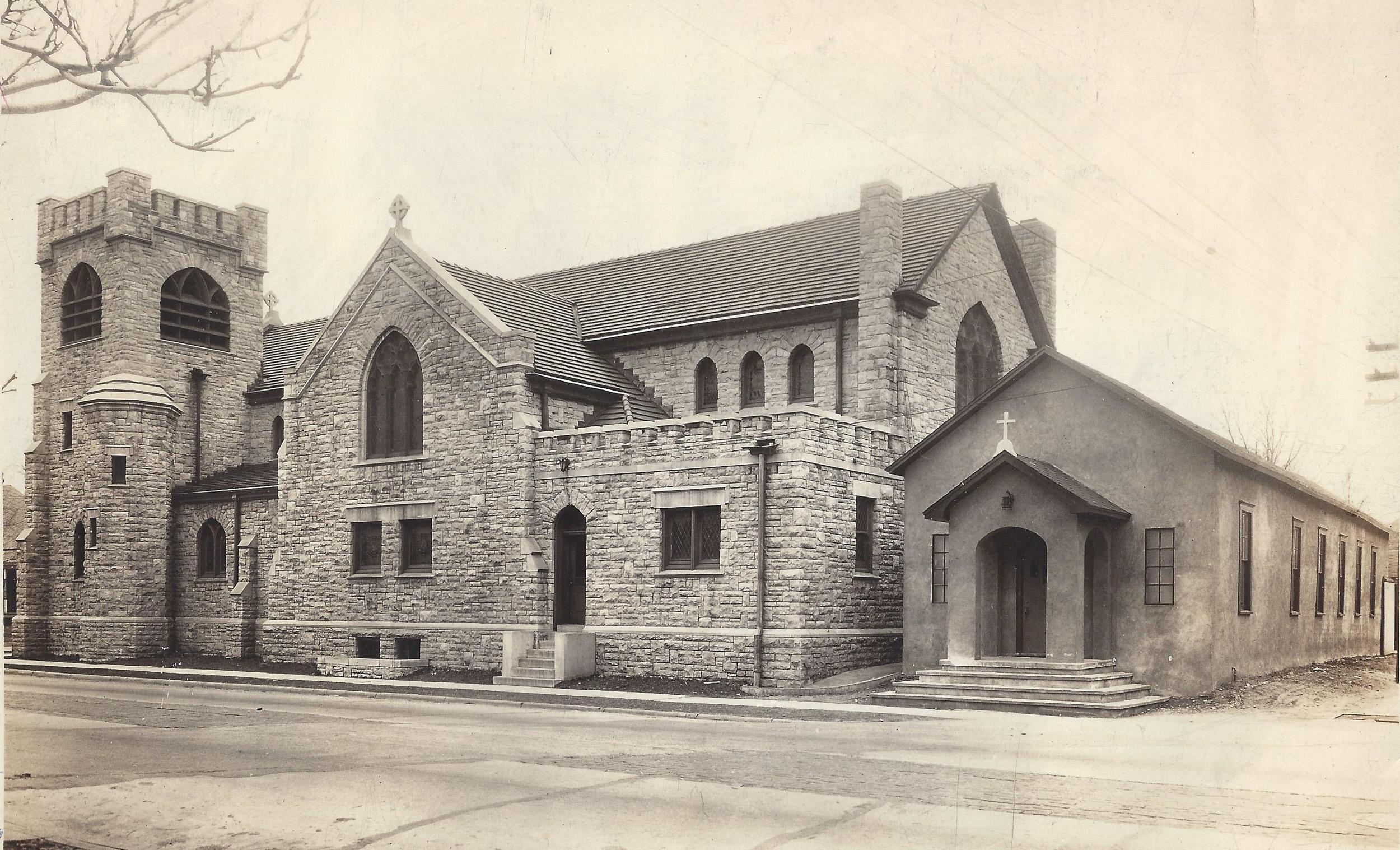 St. Philip's, Joplin