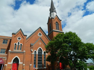Christ Church, St. Joseph