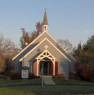 St. Paul's, Maryville