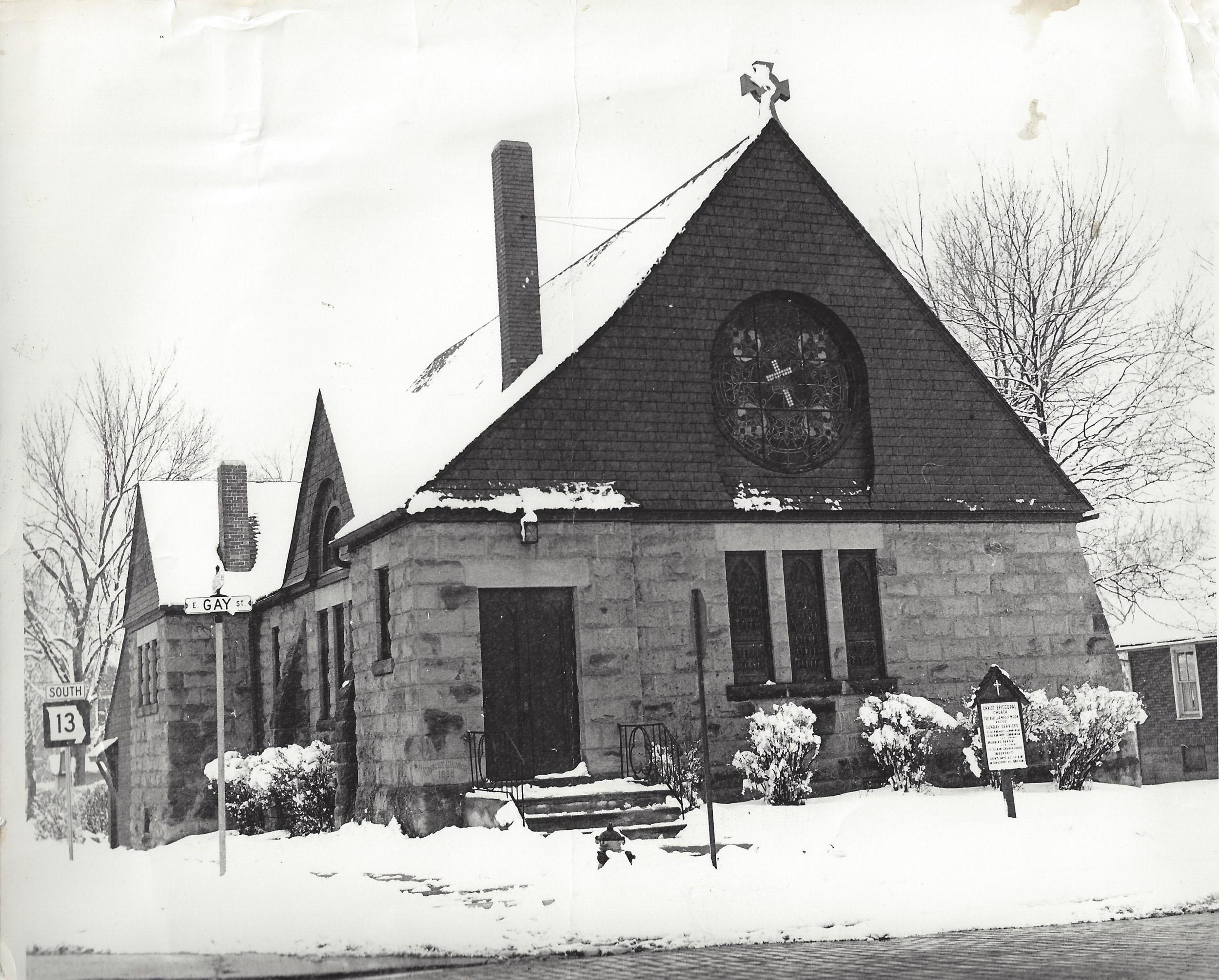 Christ Church, Warrensburg