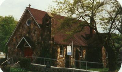 Episcopal Church of the Transfiguration, Mountain Grove
