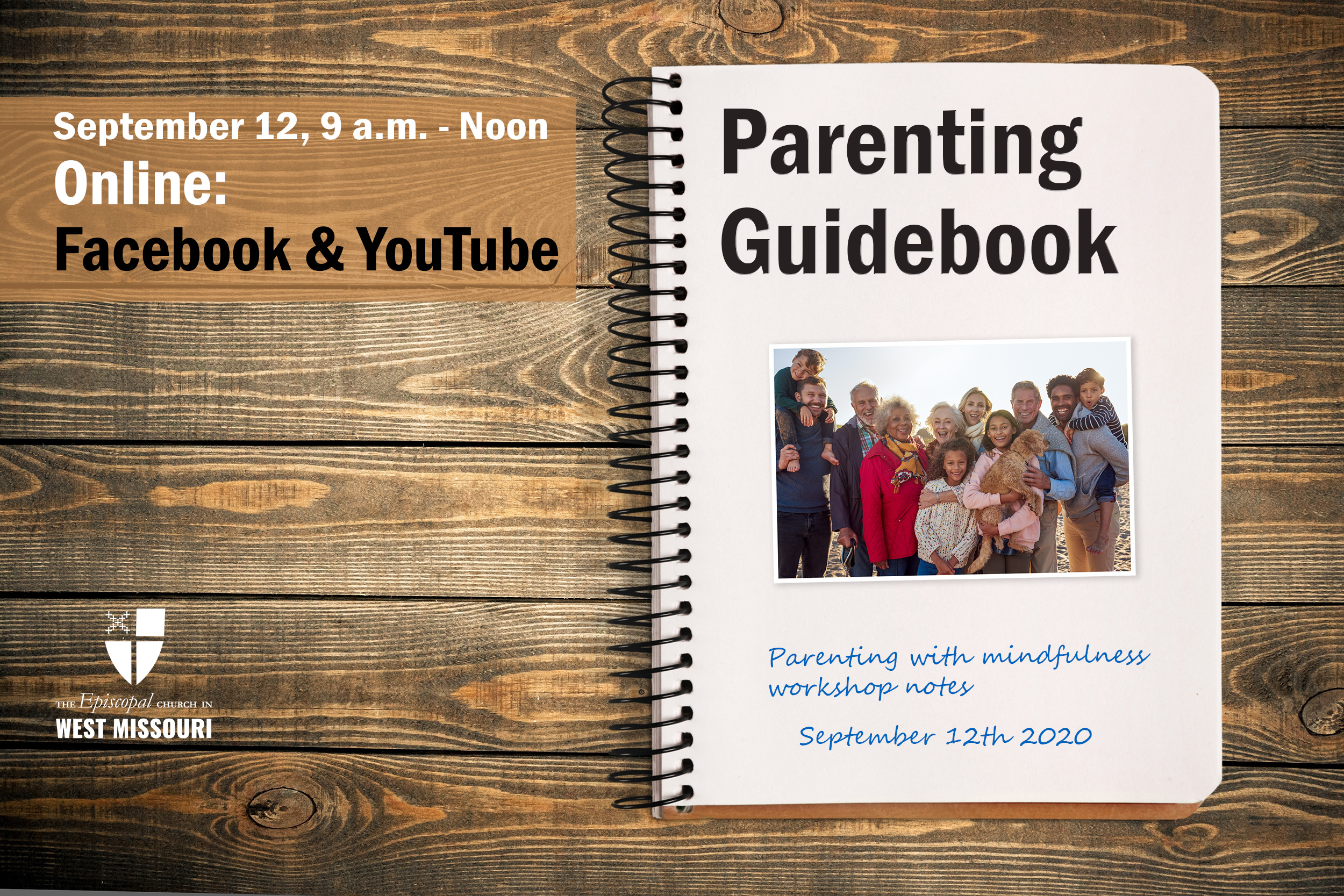 Parenting: You got the guidebook, right?