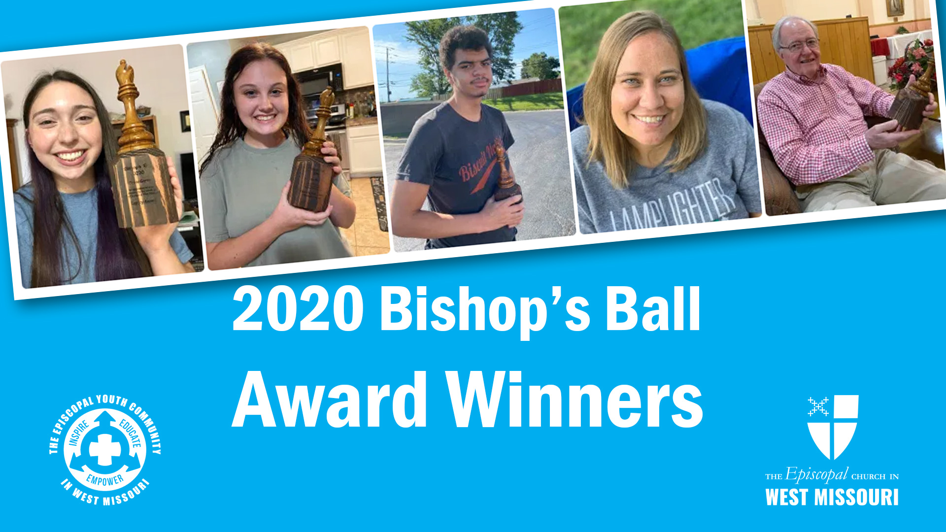 2019-2020 Bishop's Ball Awards