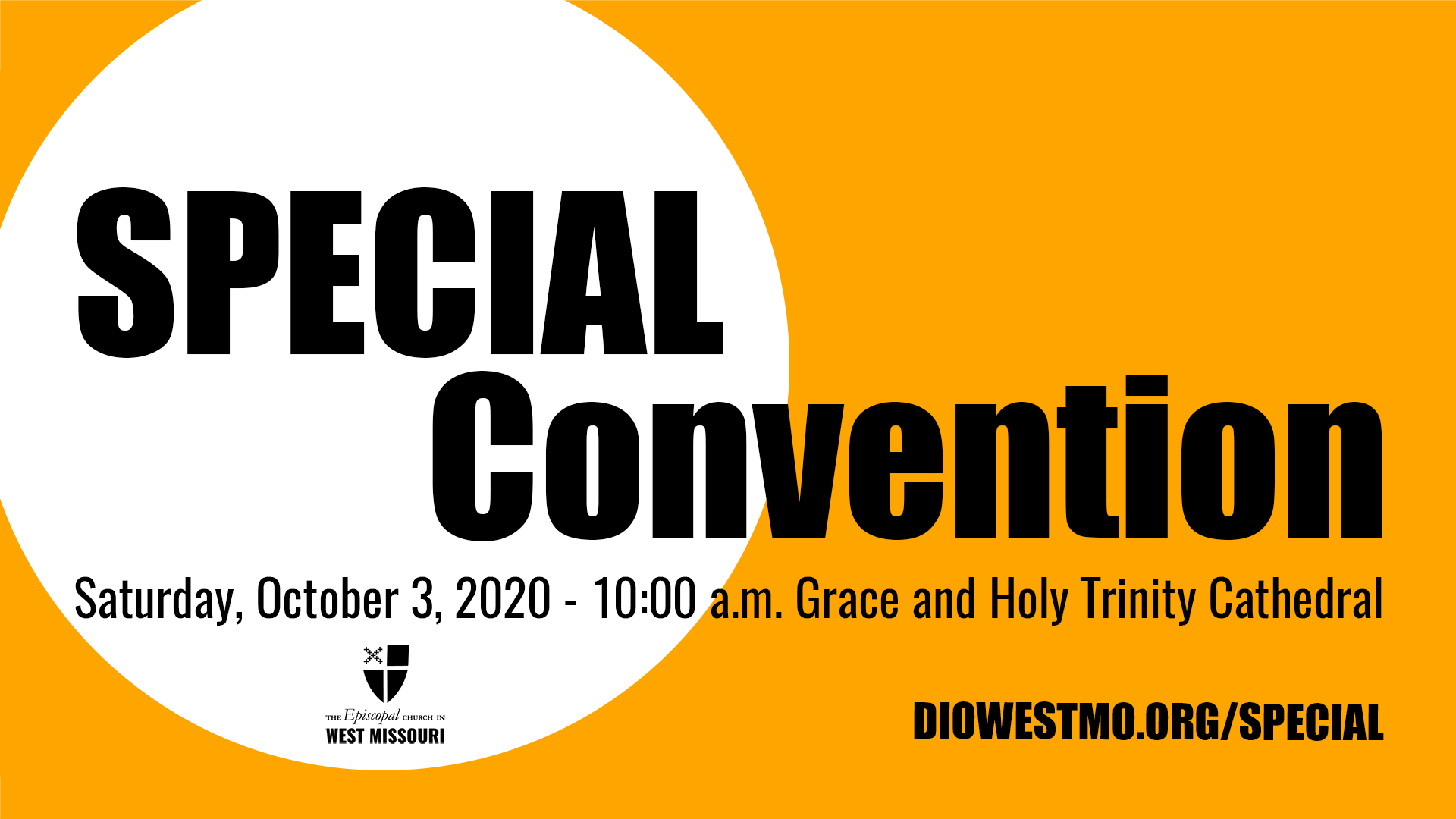 Live Broadcast – 2020 Special Convention