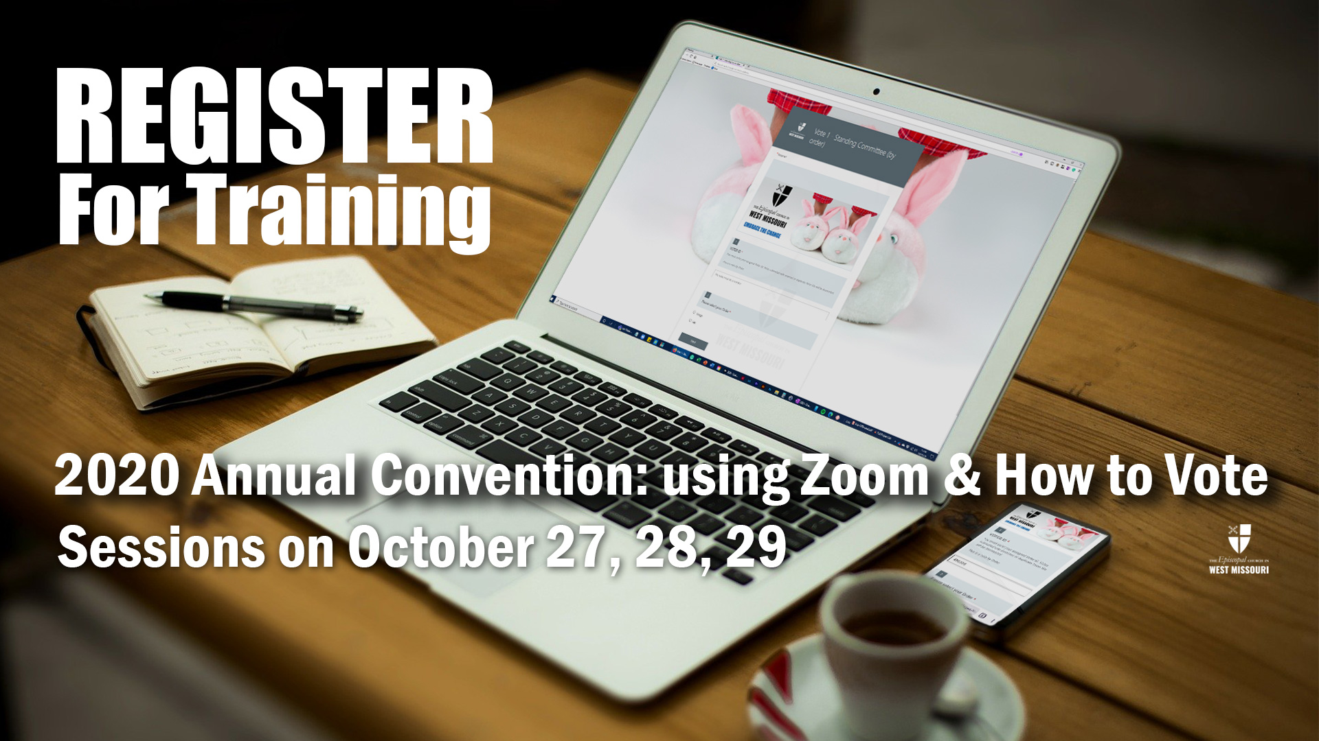 Annual Convention Technology Training