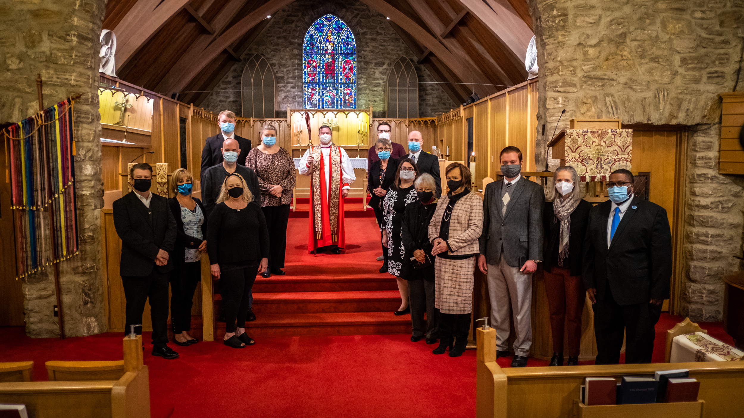 Area Confirmations at St. Peter & All Saints
