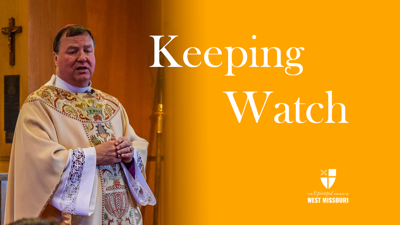 Bishop Marty Reflects on the Events at the U.S. Capitol