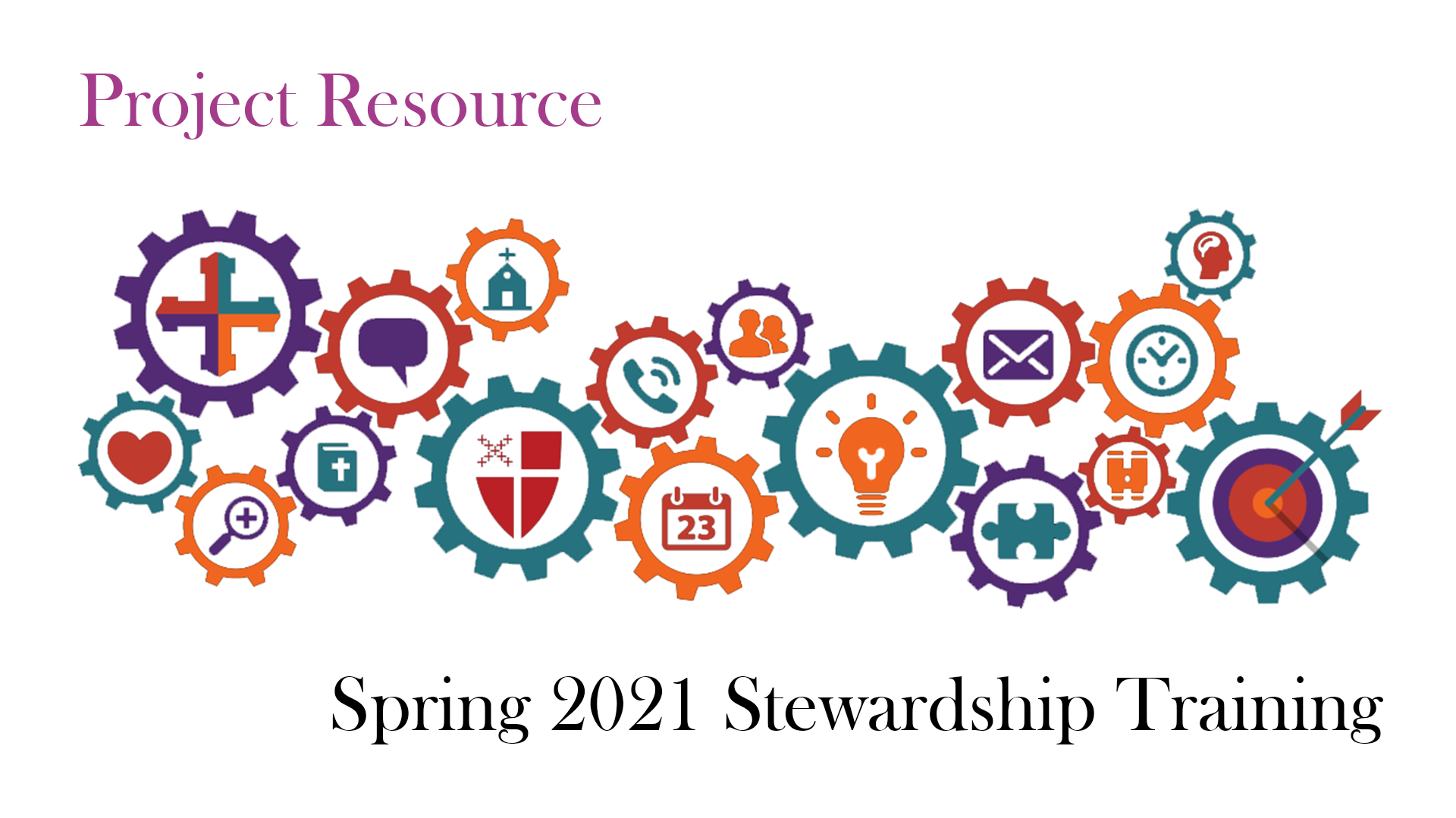 Project Resource Offers Spring 2021 Stewardship Training