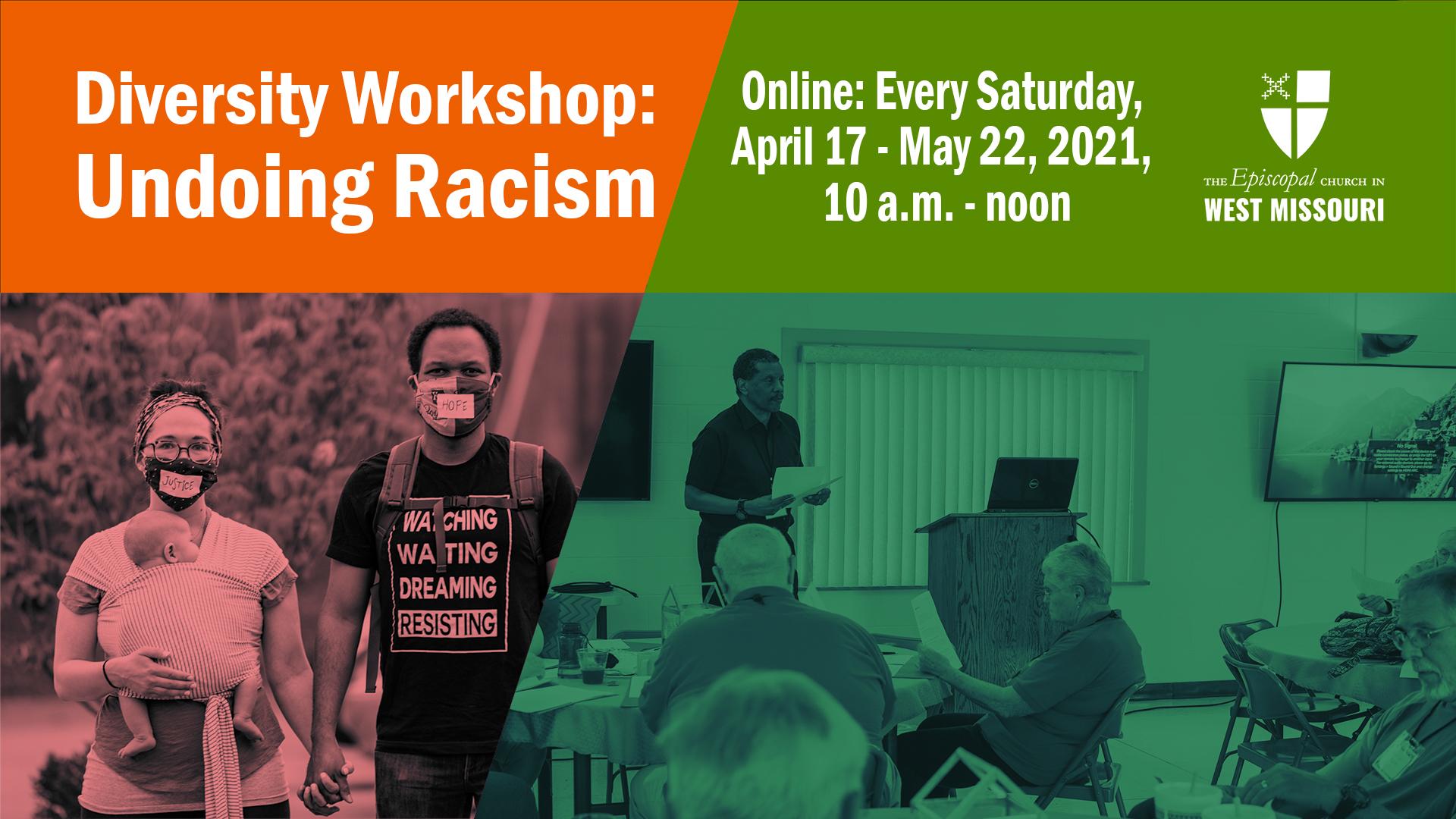 Diversity Workshop: Undoing Racism