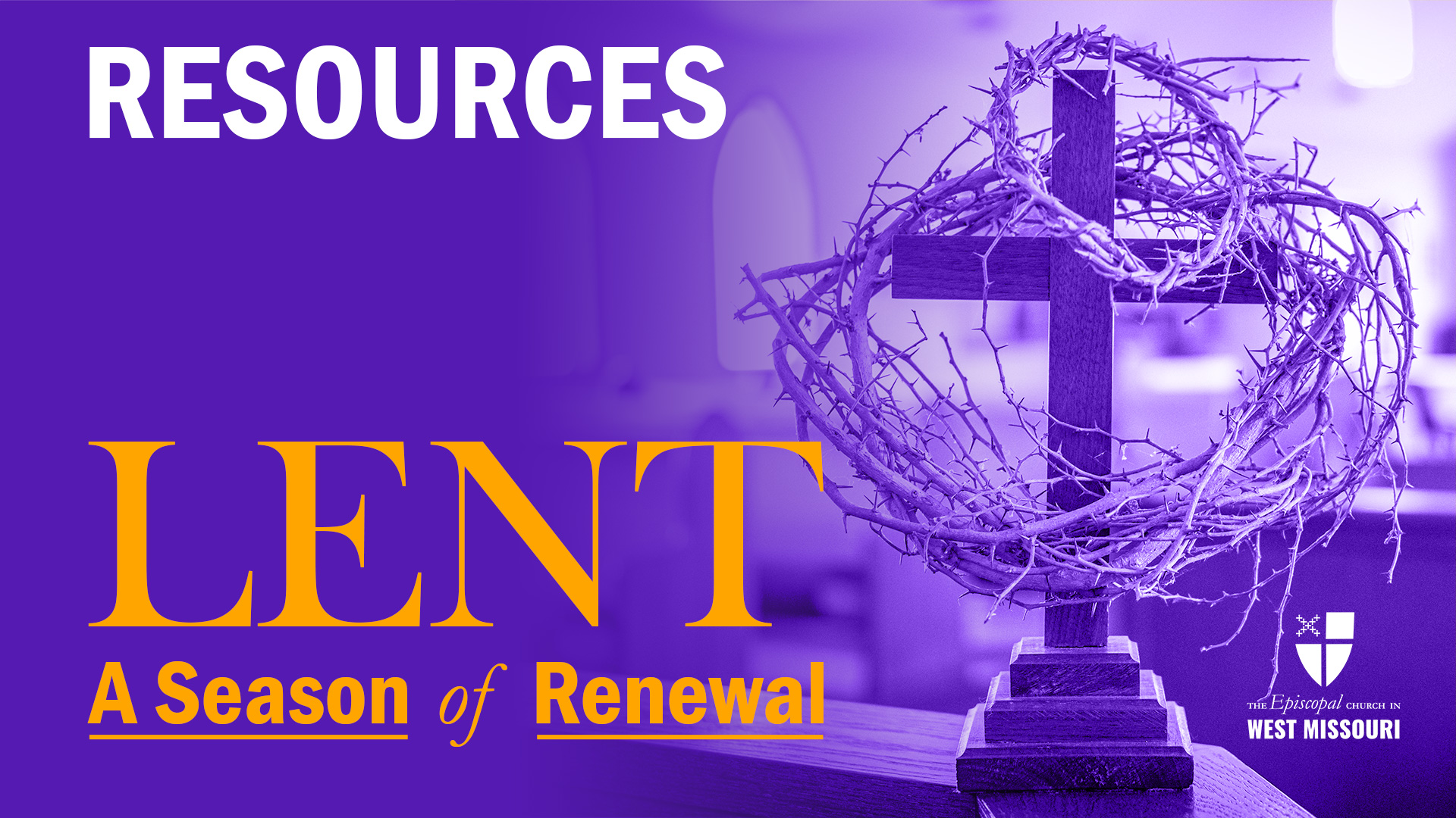 Lenten resource recap