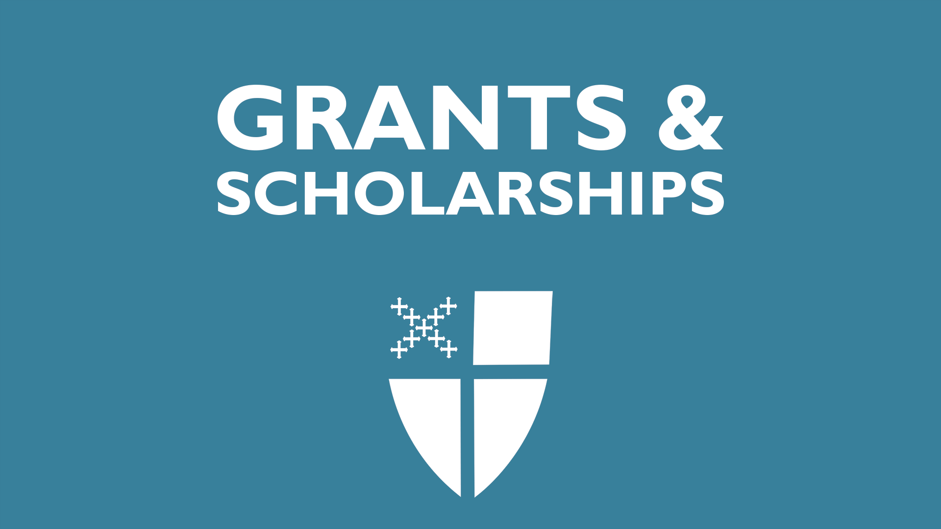 Episcopal Church scholarship applications for the 2021-2022 academic year are now accepted