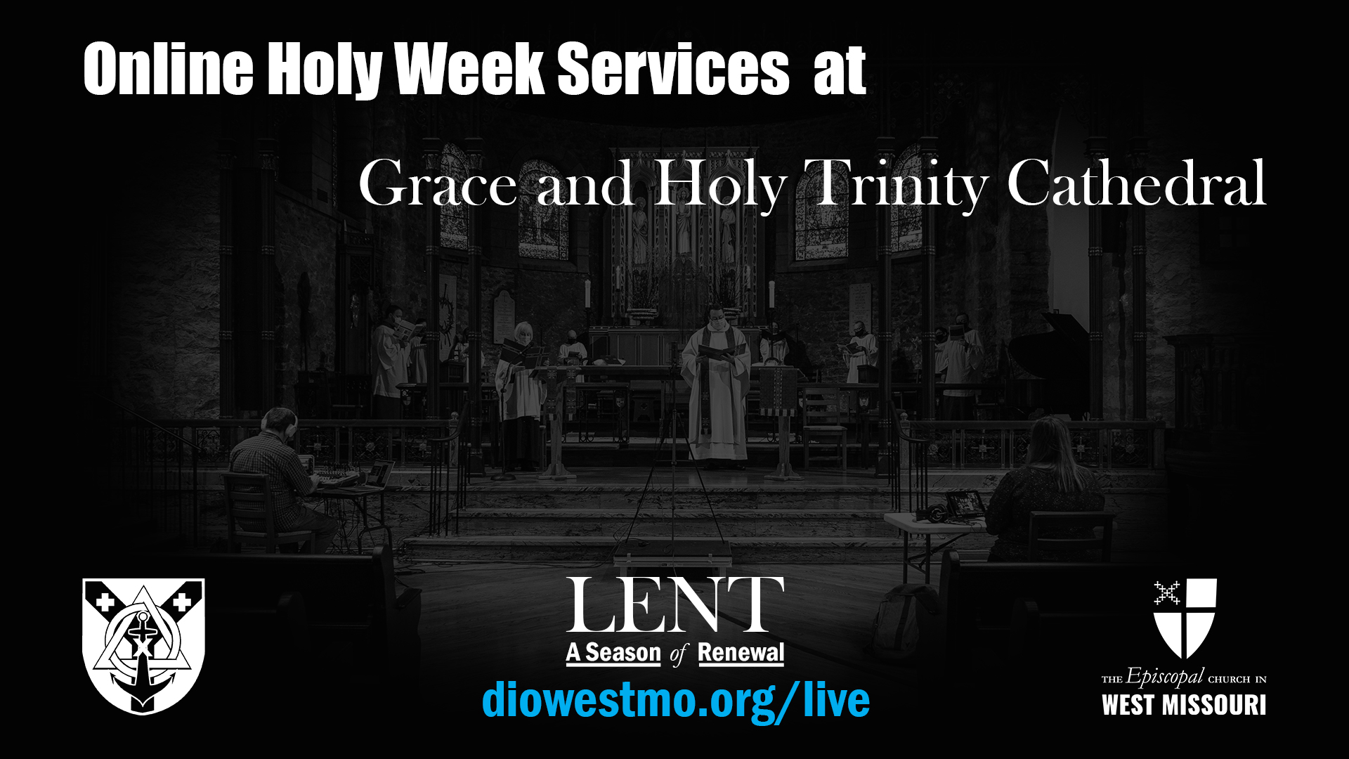 Holy Week at Grace and Holy Trinity Cathedral