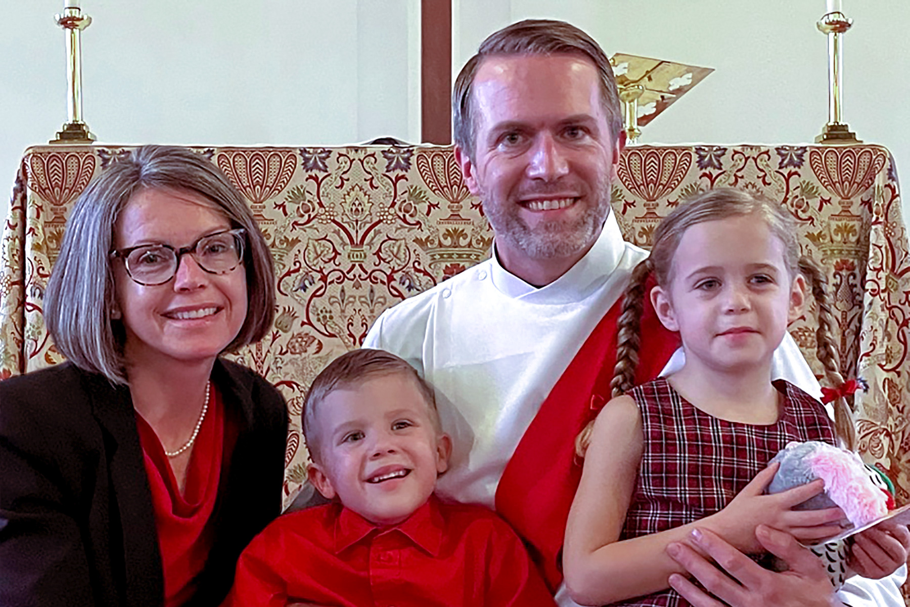 Meet the Rev. Ryan Wiksell, Transitional Deacon