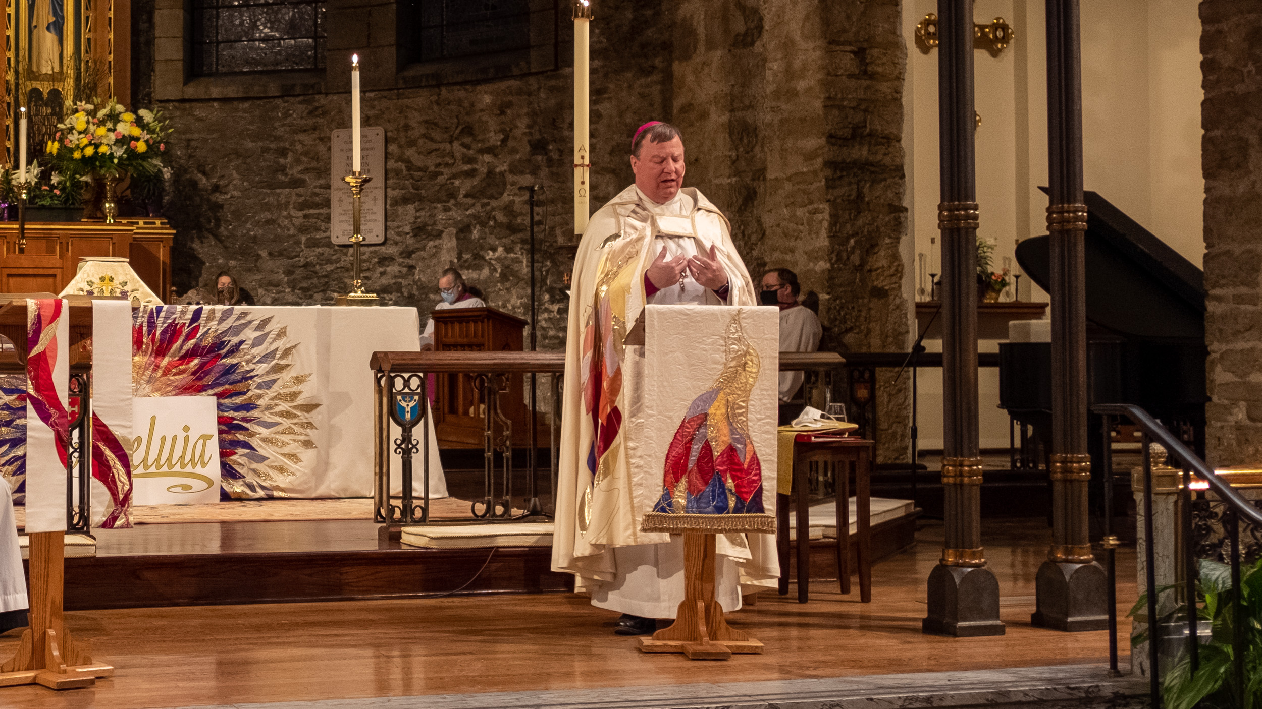 Bishop Marty announces last day as Bishop of West Missouri