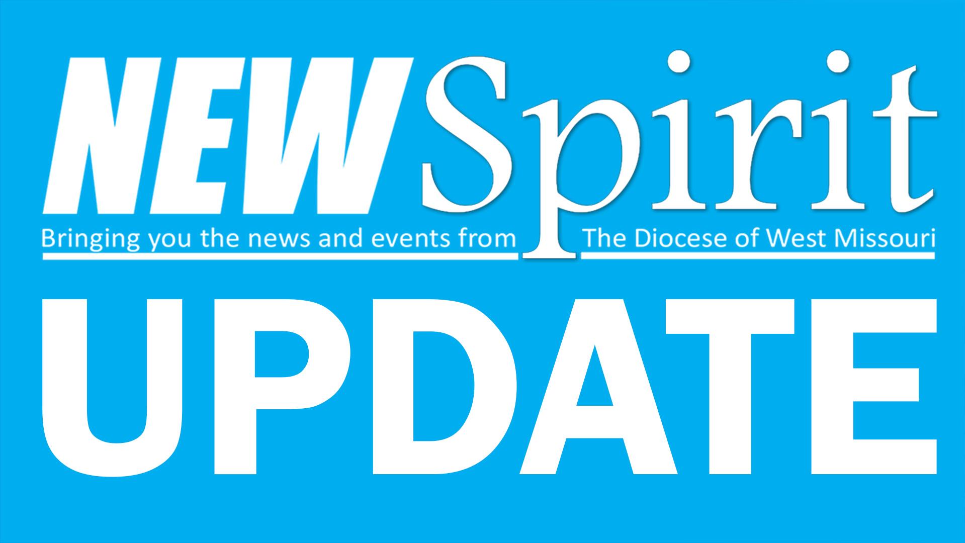 New Spirit Update, May 6, 2021