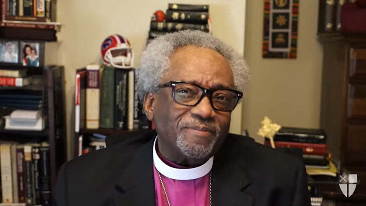 Presiding Bishop Curry's Easter 2021 Message