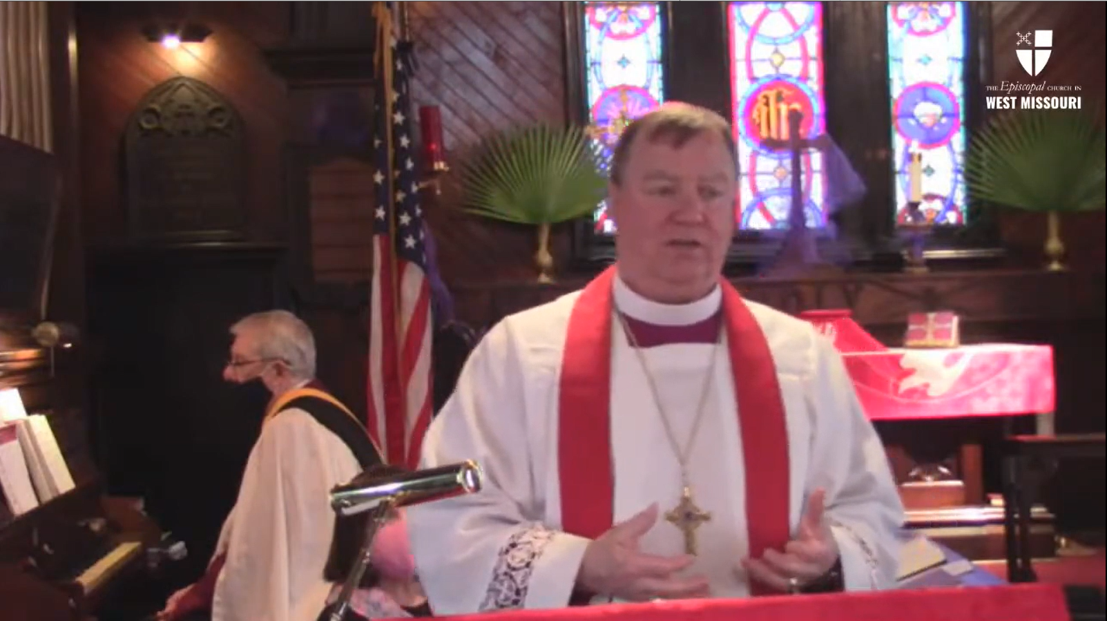 Bishop Marty's sermon at the Ordination of Michael Johns to the Sacred Order of Deacons