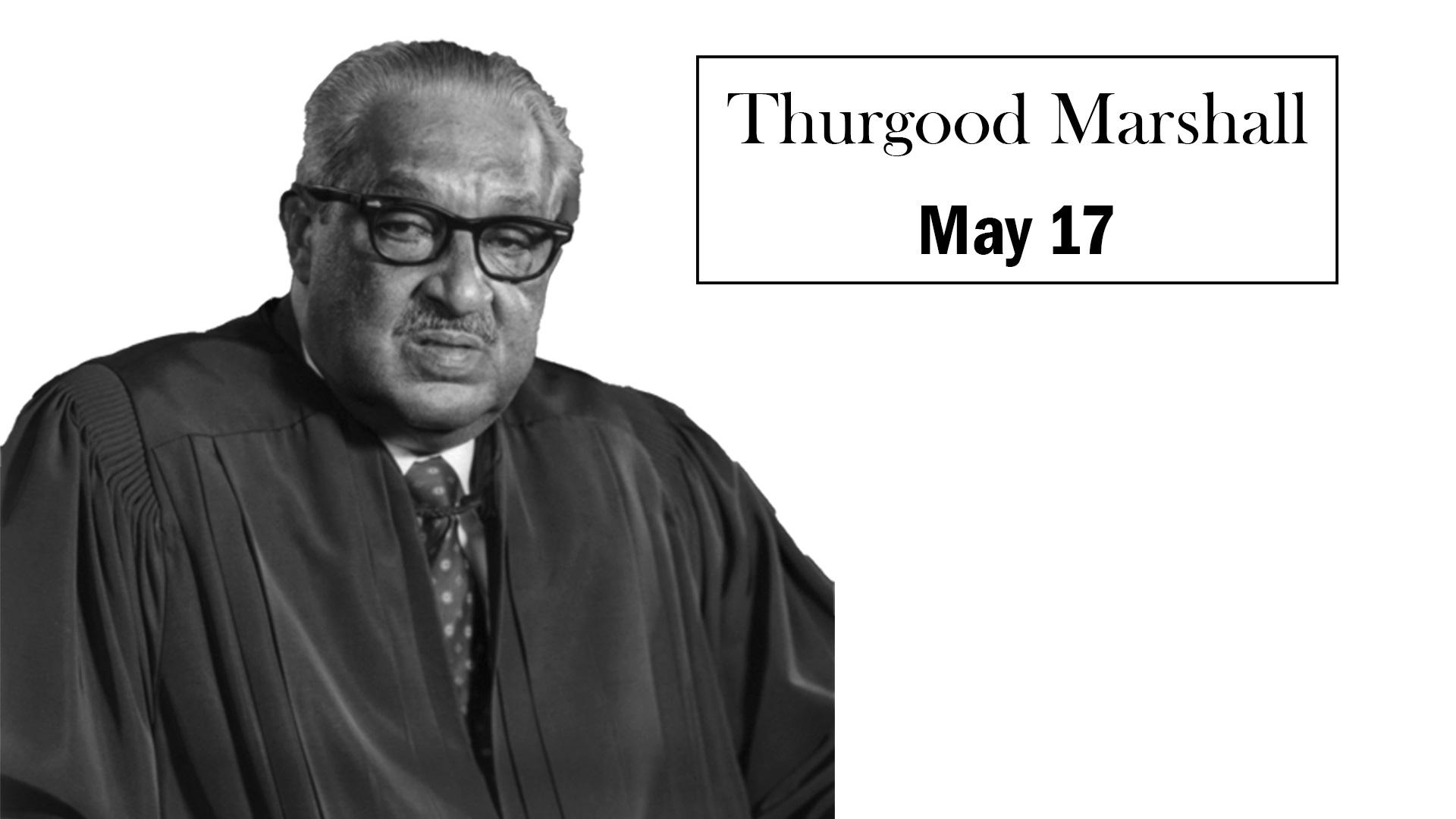 Sainthood for Justice Thurgood Marshall