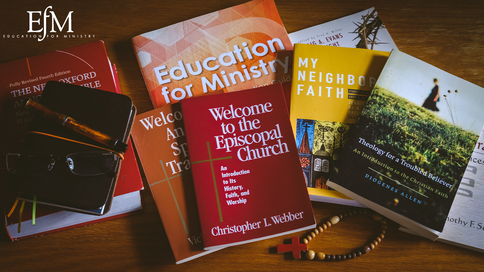 Explore Scripture: Deepen Faith through Education for Ministry in West Missouri