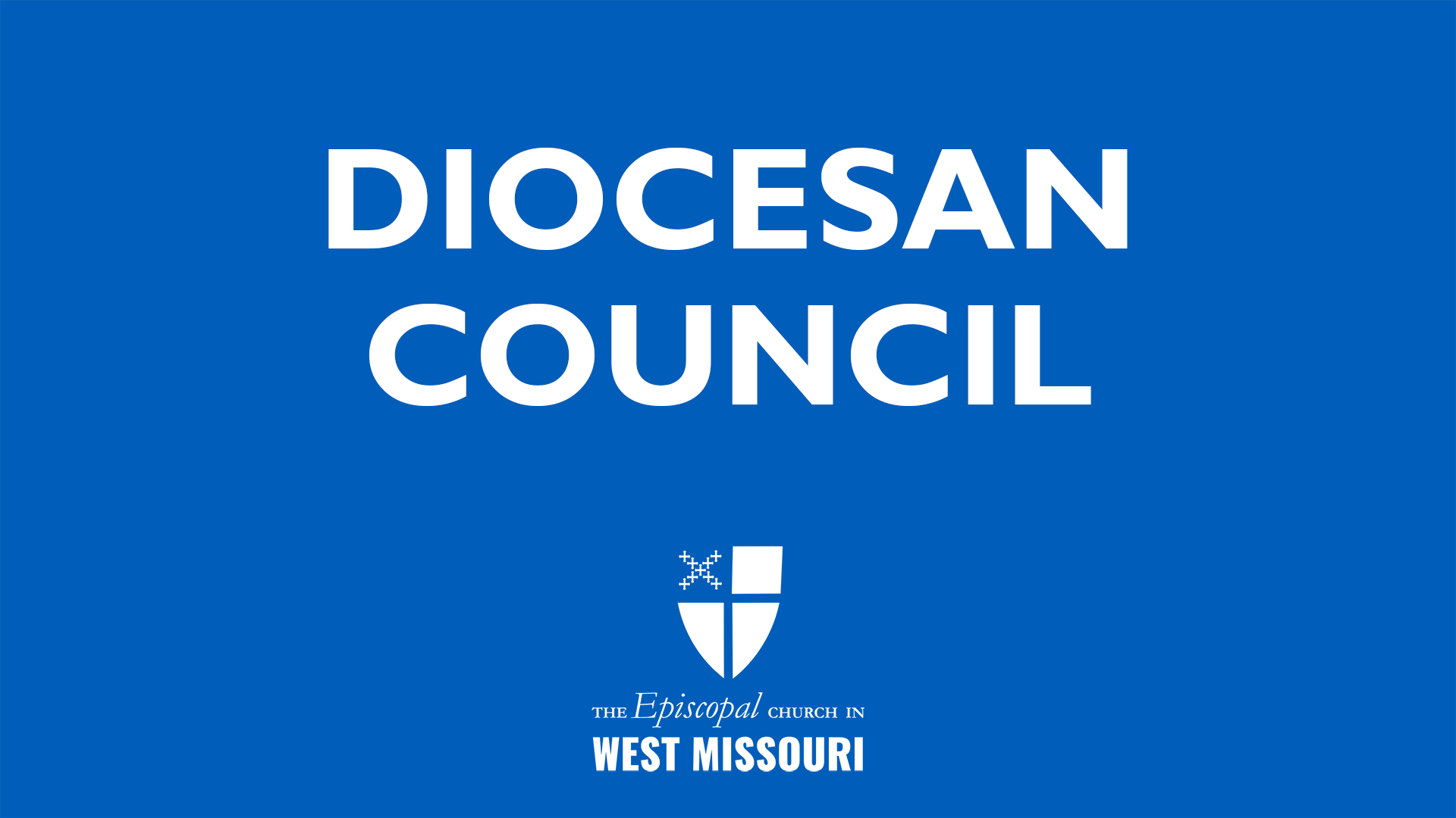 Approved Diocesan Council minutes for October 2020, December 2020, and April 2021 available to read online